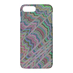 Psychedelic Background Apple Iphone 7 Plus Hardshell Case