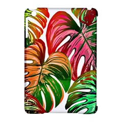 Pretty Leaves D Apple Ipad Mini Hardshell Case (compatible With Smart Cover) by MoreColorsinLife