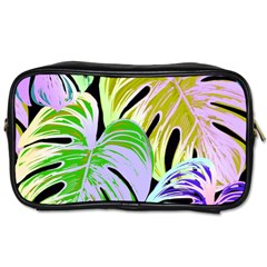 Pretty Leaves C Toiletries Bag (one Side) by MoreColorsinLife