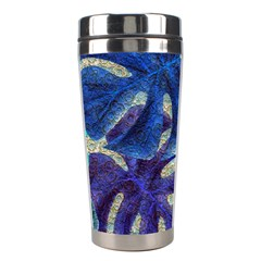 Pretty Leaves 6 Stainless Steel Travel Tumblers by MoreColorsinLife