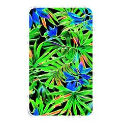 Pretty Leaves 4c Memory Card Reader (rectangular) by MoreColorsinLife