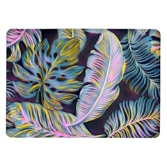 Pretty Leaves 2b Samsung Galaxy Tab 10 1  P7500 Flip Case by MoreColorsinLife