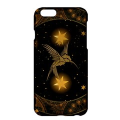 Wonderful Hummingbird With Stars Apple Iphone 6 Plus/6s Plus Hardshell Case by FantasyWorld7