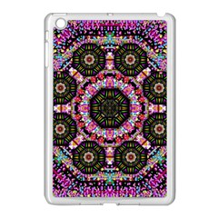 Decorative Candy With Soft Candle Light For Love Apple Ipad Mini Case (white) by pepitasart