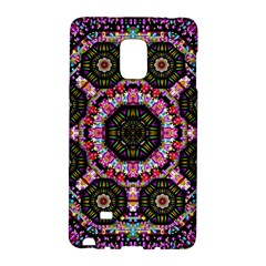 Decorative Candy With Soft Candle Light For Love Samsung Galaxy Note Edge Hardshell Case by pepitasart