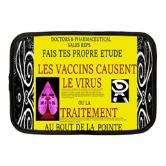 Ronald Story Vaccine Mrtacpans Netbook Case (medium)