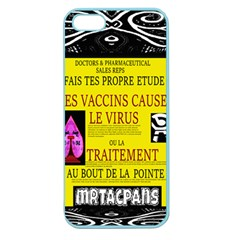 Ronald Story Vaccine Mrtacpans Apple Seamless Iphone 5 Case (color)