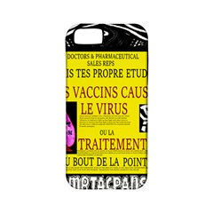 Ronald Story Vaccine Mrtacpans Apple Iphone 5 Classic Hardshell Case (pc+silicone)