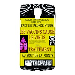 Ronald Story Vaccine Mrtacpans Samsung Galaxy S4 Active (i9295) Hardshell Case