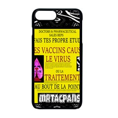 Ronald Story Vaccine Mrtacpans Apple Iphone 8 Plus Seamless Case (black) by MRTACPANS