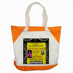Ronald Story Vaccine Mrtacpans Accent Tote Bag