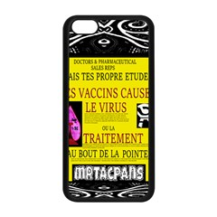 Ronald Story Vaccine Mrtacpans Apple Iphone 5c Seamless Case (black)