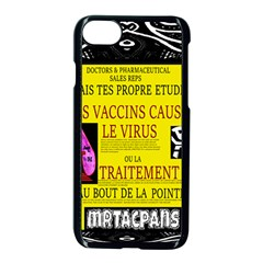 Ronald Story Vaccine Mrtacpans Apple Iphone 7 Seamless Case (black)