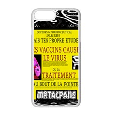 Ronald Story Vaccine Mrtacpans Apple Iphone 7 Plus Seamless Case (white)