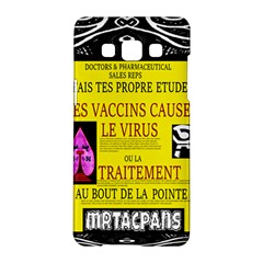 Ronald Story Vaccine Mrtacpans Samsung Galaxy A5 Hardshell Case  by MRTACPANS