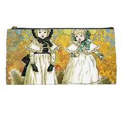Little Victorian Girls Pencil Cases