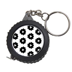 Black And White Pattern Measuring Tape by Simbadda