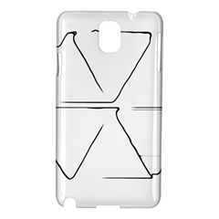 Engage Samsung Galaxy Note 3 N9005 Hardshell Case by JMMMedia