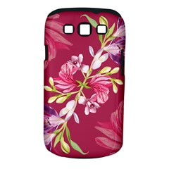 Motif Design Textile Design Samsung Galaxy S Iii Classic Hardshell Case (pc+silicone)