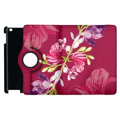 Motif Design Textile Design Apple Ipad 2 Flip 360 Case