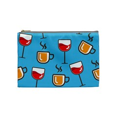 Design Decoration Decor Pattern Cosmetic Bag (medium)