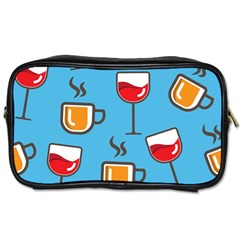 Design Decoration Decor Pattern Toiletries Bag (one Side)