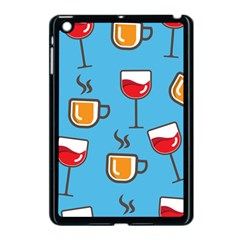 Design Decoration Decor Pattern Apple Ipad Mini Case (black)