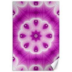 Pattern Abstract Background Art Canvas 24  X 36