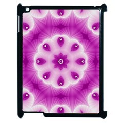 Pattern Abstract Background Art Apple Ipad 2 Case (black) by Simbadda