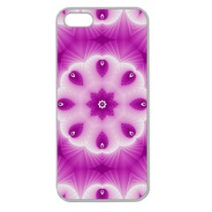 Pattern Abstract Background Art Apple Seamless Iphone 5 Case (clear)