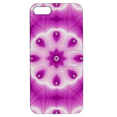 Pattern Abstract Background Art Apple Iphone 5 Hardshell Case With Stand