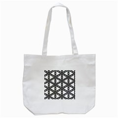 White Background White Texture Tote Bag (white)