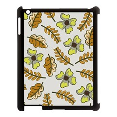 Design Decoration Decor Pattern Apple Ipad 3/4 Case (black) by Simbadda