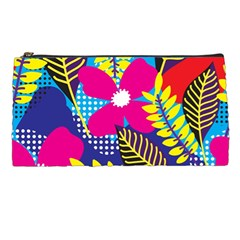 Design Decoration Decor Floral Pattern Pencil Cases by Simbadda