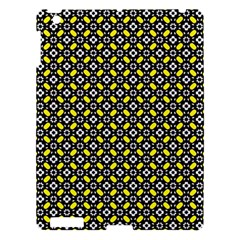 Flower Pattern Pattern Texture Apple Ipad 3/4 Hardshell Case