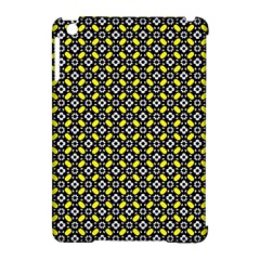 Flower Pattern Pattern Texture Apple Ipad Mini Hardshell Case (compatible With Smart Cover)