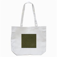 Flower Pattern Pattern Texture Tote Bag (white)