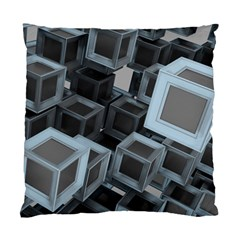 Cube Fantasy Square Shape Standard Cushion Case (one Side)