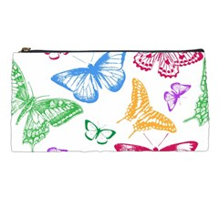 Butterfly Butterflies Vintage Pencil Cases by Simbadda