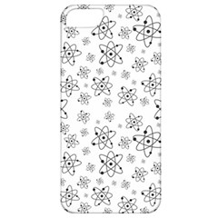 Atom Chemistry Science Physics Apple Iphone 5 Classic Hardshell Case