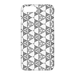 Black And White Pattern Apple Iphone 7 Plus Hardshell Case