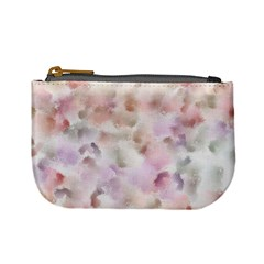 Watercolor Seamless Texture Mini Coin Purse