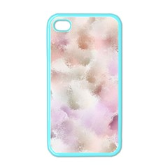 Watercolor Seamless Texture Apple Iphone 4 Case (color)