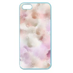 Watercolor Seamless Texture Apple Seamless Iphone 5 Case (color)