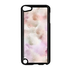 Watercolor Seamless Texture Apple Ipod Touch 5 Case (black)