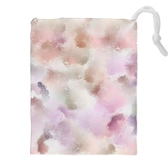 Watercolor Seamless Texture Drawstring Pouch (xxl)