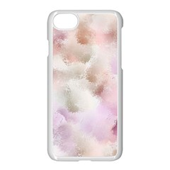 Watercolor Seamless Texture Apple Iphone 8 Seamless Case (white) by Simbadda