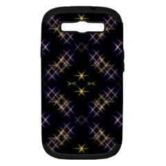 Seamless Background Abstract Vector Samsung Galaxy S Iii Hardshell Case (pc+silicone)