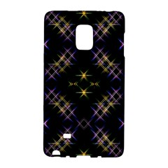 Seamless Background Abstract Vector Samsung Galaxy Note Edge Hardshell Case