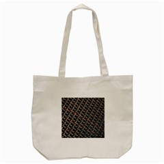 Rattan Wood Background Pattern Tote Bag (cream)